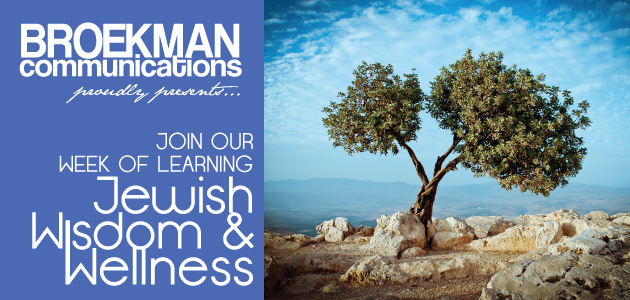 Jewish Wisdom and Wellness Conference – A Week of Learning
