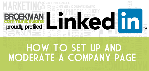 LinkedIn Company pages – Benefits, Adding or Removing Administrators