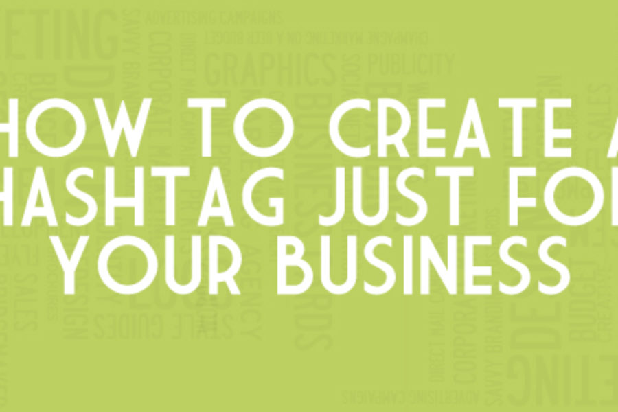 How to Create a Hashtag