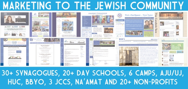 Jewish Community Marketing