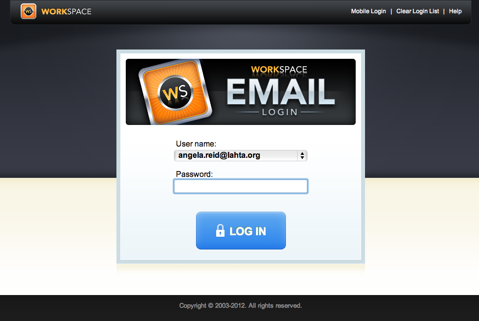 Godaddy – checking your email