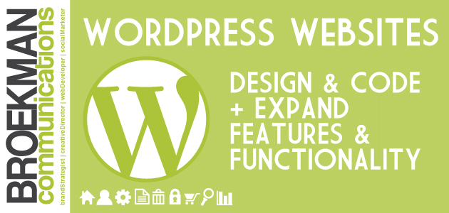 Website Development with WordPress