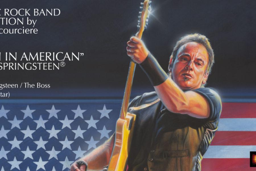 PRESS RELEASE: Storyopolis Art signs legendary rock artist Marc Lacourciere